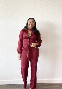 Tasty Wine Jumpsuit