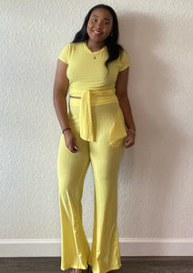 Sunny D Two Piece Set