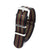 Premium Seat Belt Nylon Watch Strap - Black Red Green [ James Bond ]