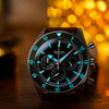 Dryden Chrono Diver Series 1 Gen 2 - K3 Forest Green