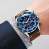Dryden Chrono Diver Series 1 Gen 2- K2 Midnight Blue