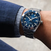 Dryden Pathfinder Automatic Diver - Midnight Blue