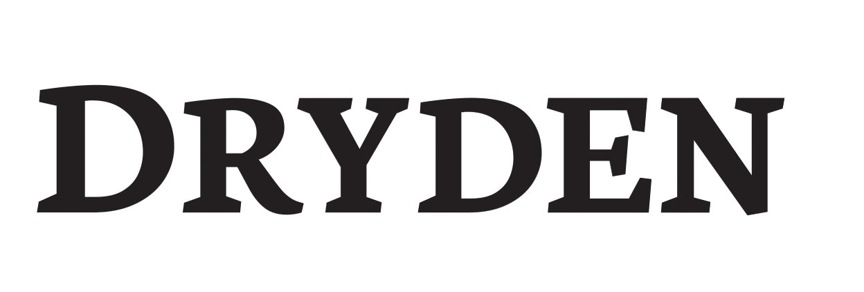 Dryden Watch Co Logo