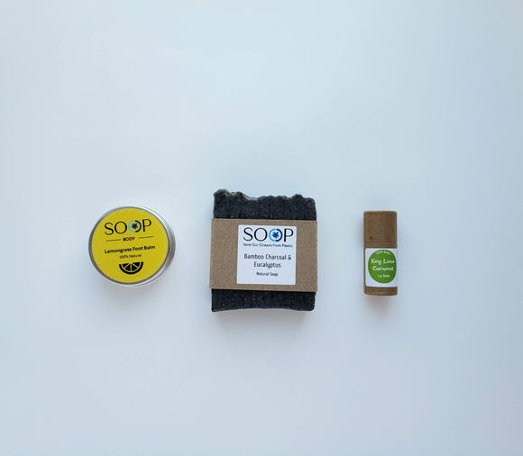 Zero Waste Gift Packs - SOOP