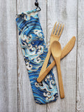 Biodegradable Bamboo Cutlery Set - SOOP