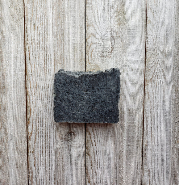 Bamboo Charcoal & Eucalyptus Soap Bar