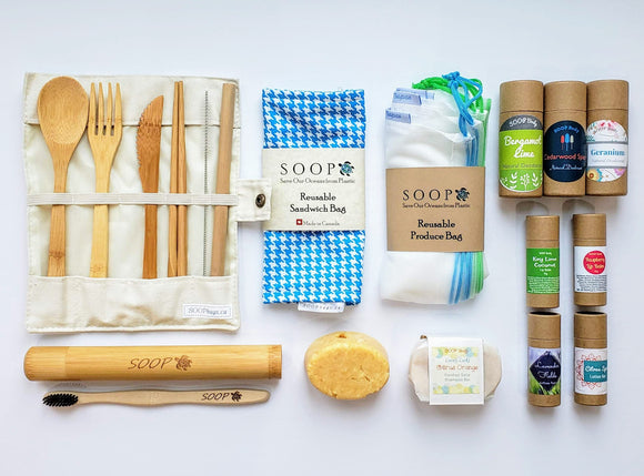 Zero Waste Ultimate Kit - SOOP