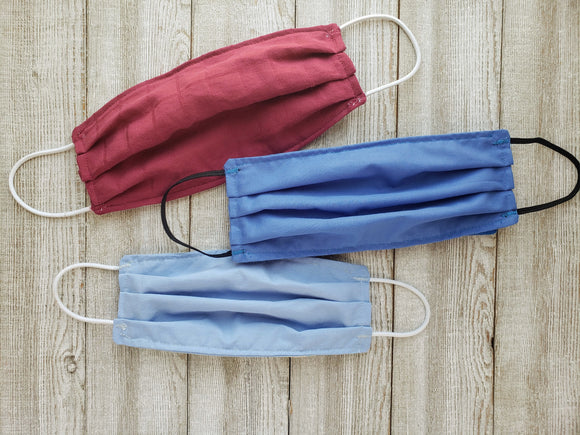 Reusable Cotton Face Mask - SOOP