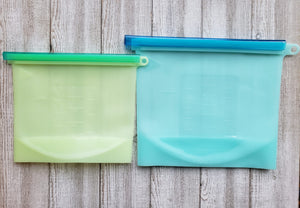Reusable Freezer Bag - SOOP