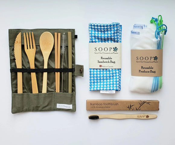 Zero Waste Transition Kit - SOOP