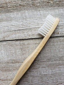 Biodegradable Bamboo Toothbrush - SOOP