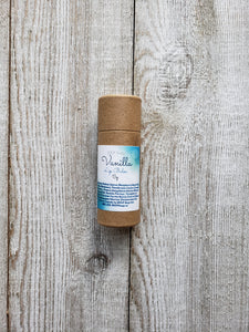Vanilla Natural Lip Balm - SOOP