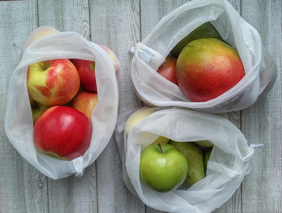 Reusable Produce Bags Multi-Pack