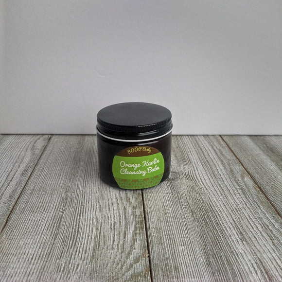 Orange Kaolin Cleansing Balm - All Skin Types - SOOP