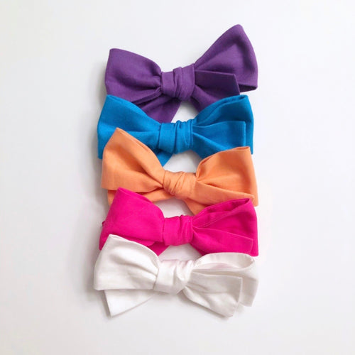Summer Izzy Bow Bundle