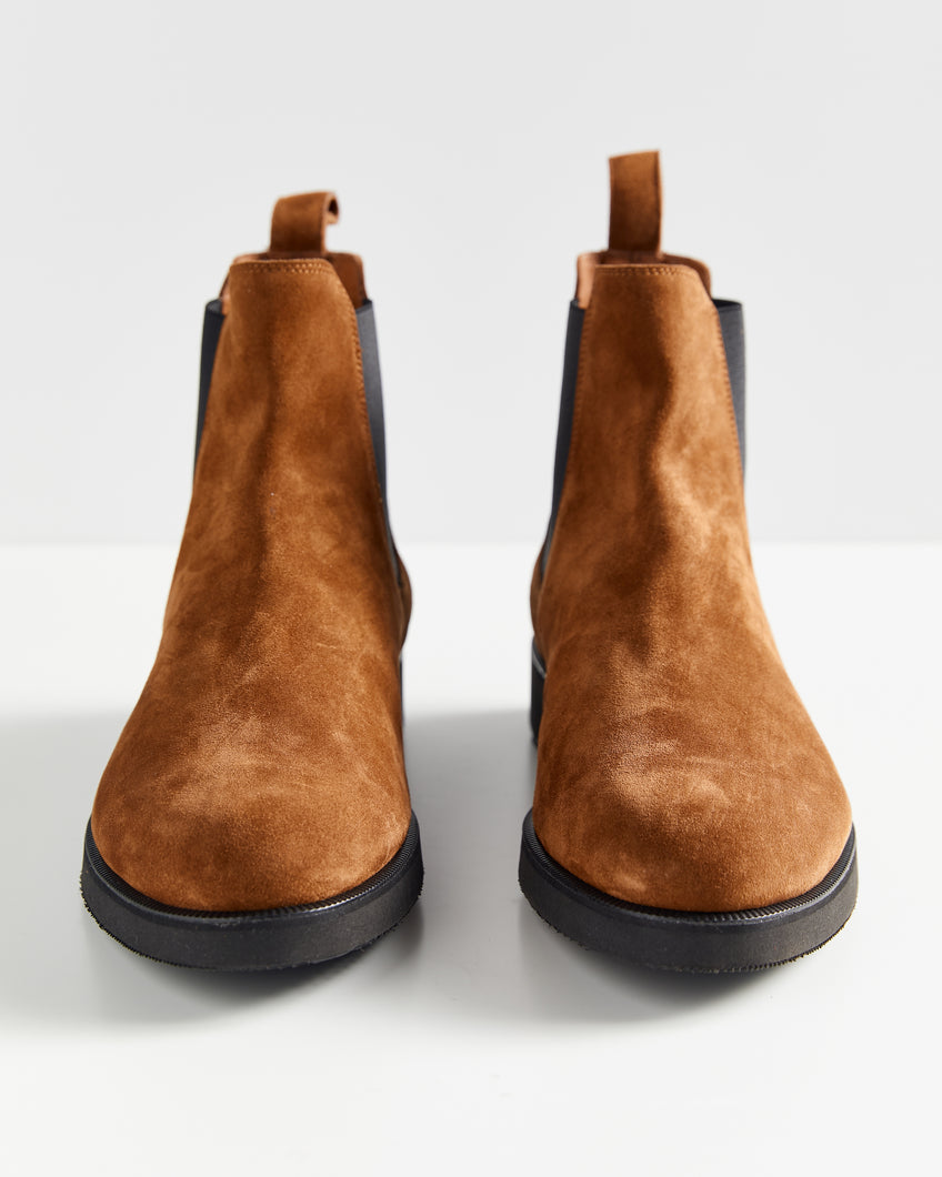 All Day Chelsea Boot | Sienna Suede