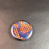 FUSSELL FRESH METAL SNAKE SKIN BALL MARKER COIN