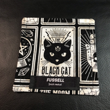 Fussell Fresh Metal 'BLACK CAT' Ball Marker Hank