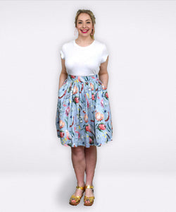 Tami Skirt | Botanica Australis - Souten Clothing Co