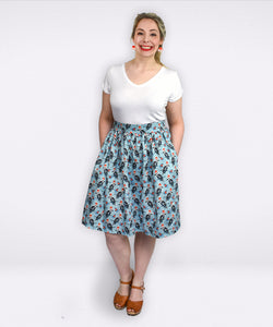 Tami Skirt | Christmas Kooks - Souten Clothing Co