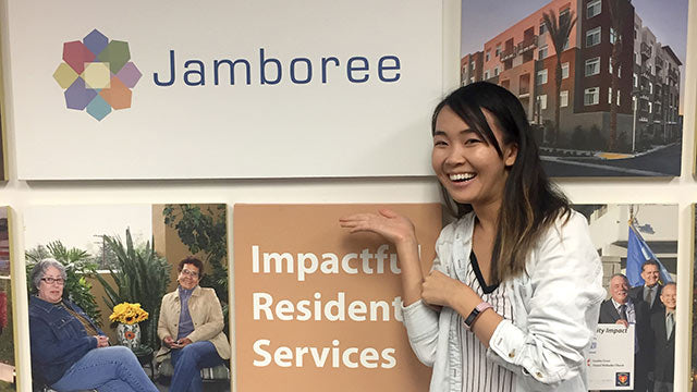 Jamboree's Asset Management 2017 summer intern.