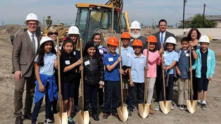 "Jamboree Partners With Buena Park School District to Support District's ""Classrooms Without Walls"""