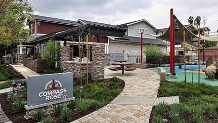 Jamboree Opens Compass Rose Affordable Apartment Community in Fullerton, California
