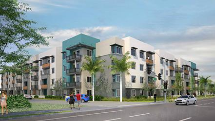 102-Unit Affordable Housing Complex Planned in Anaheim