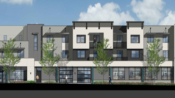 Affordable Apartment Complex OK'd in Downtown Pomona