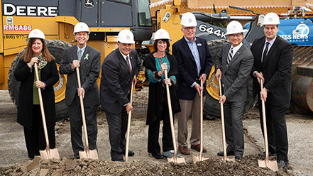 Santa Ana Veterans Village Groundbreaking