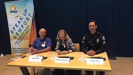 Officials Speak Up About Homelessness in Newport, Orange County