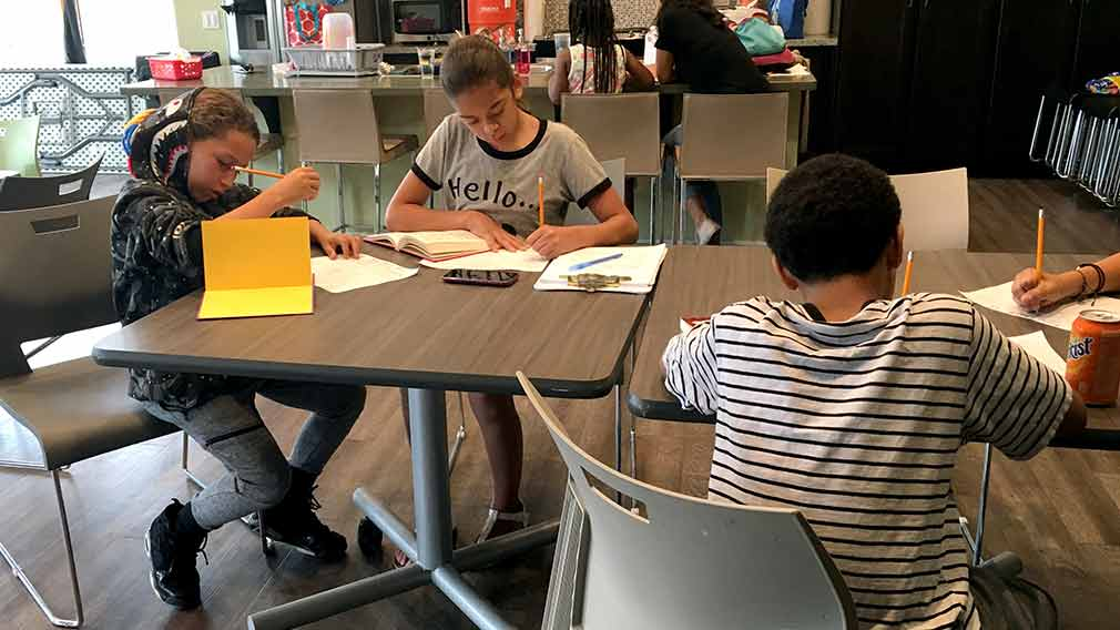 Jamboree encourages continued learning with summer literacy program