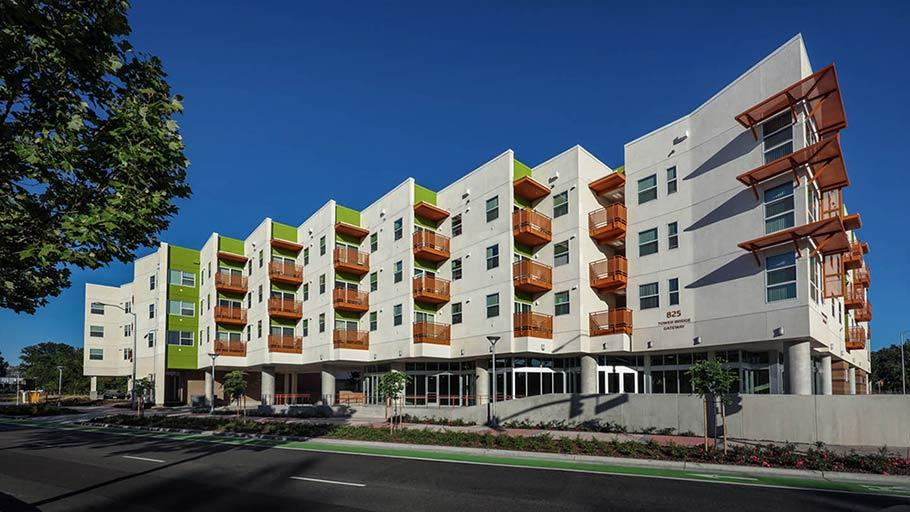 Jamboree's West Gateway Place an affordable transit-oriented development in West Sacramento.