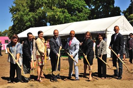 Jamboree Housing Corporation Breaks Ground at West Gateway Place