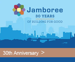 Jamboree 30th Anniversary Building for Good Tile