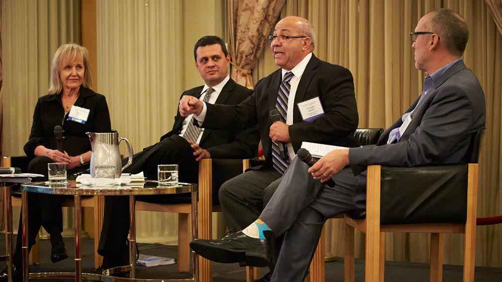 Jamboree VP Housing Development Welton Smith joins UCLA conference panel on creative land use and financing for affordab