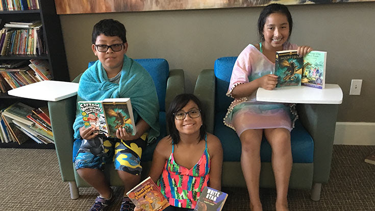 Jamboree's Summer Literacy program encourages summer reading