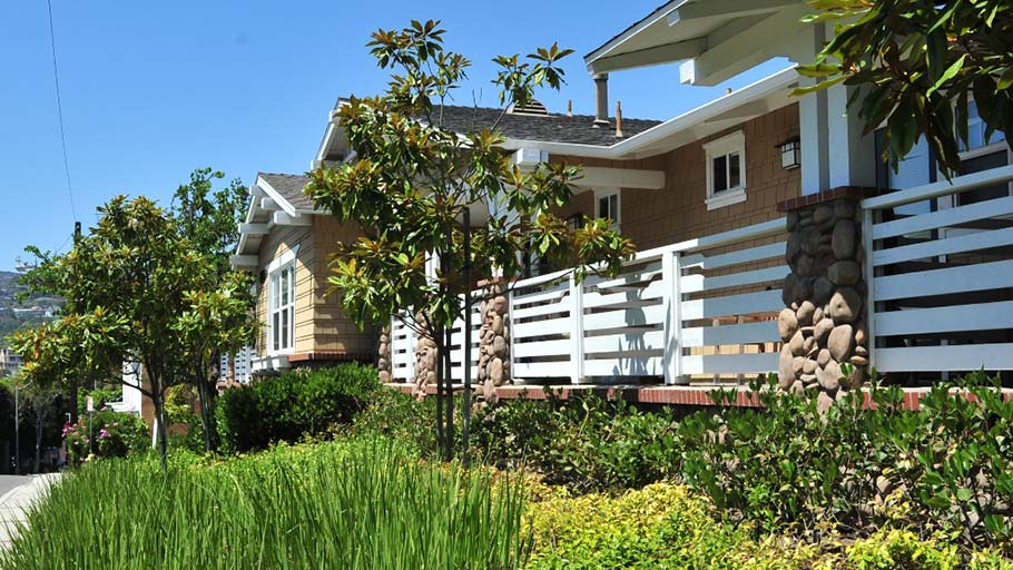 Jamboree's Alice Court single resident occupancy community Laguna Beach