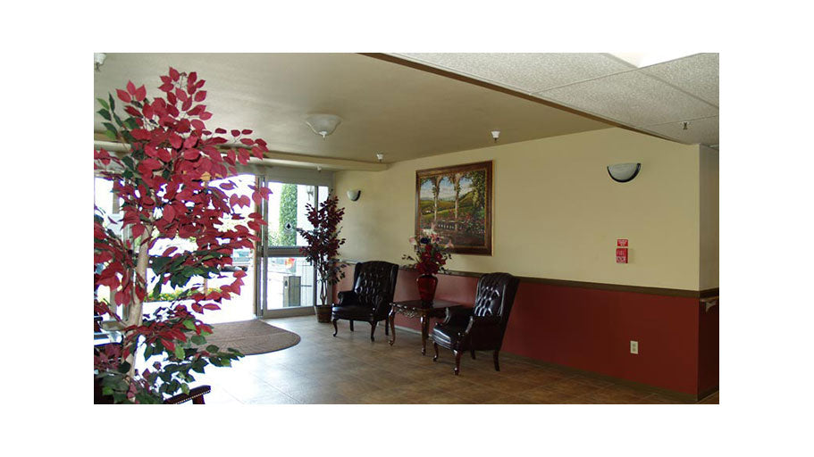Jamboree BelageManor affordable senior community room interior