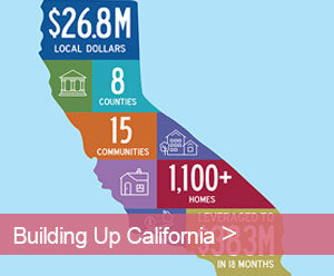Jamboree's Building Up California Infographic