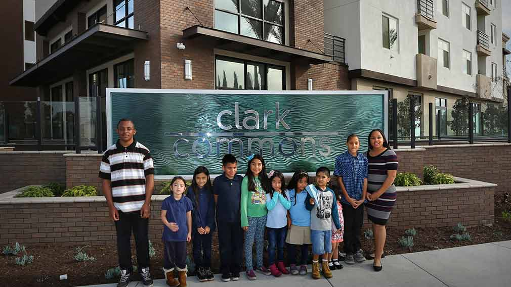 Jamboree's Clark Commons Community Collaborative provides residents custom services through network of partners