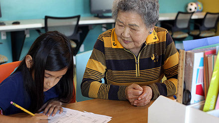 Residents from children to seniors receive robust services at Clark Commons in Buena Park