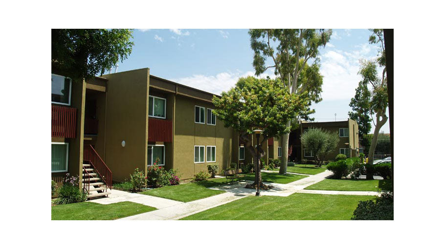 Jamboree's Columbus Square in North Hills, CA affordable community