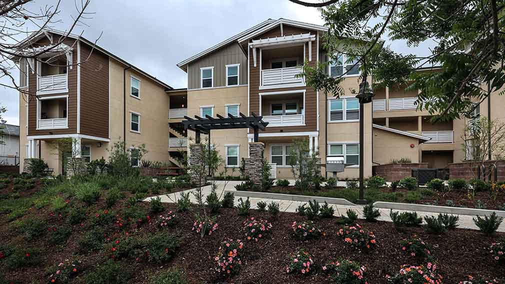 Jamboree's Compass Rose first affordable housing development in Fullerton, CA
