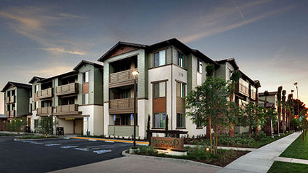 Jamboree's Rockwood permanent supportive housing community in Anaheim, CA