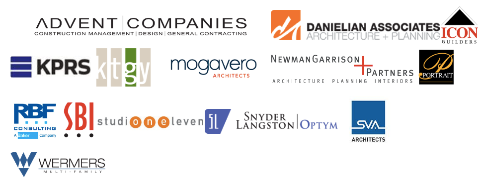 Design and Construction Partner Logos
