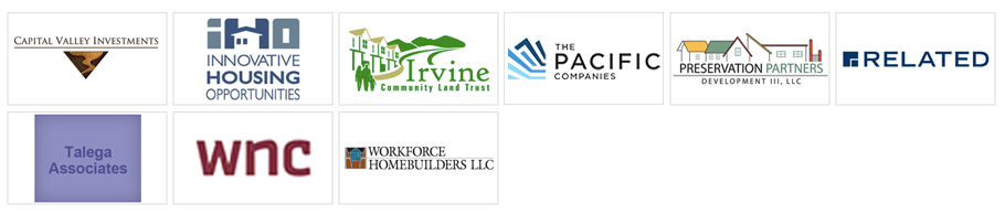 Development Partners Joint Venture Partner Logos