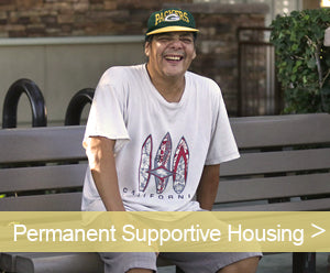 Resident Services Group Permanent Supportive Housing