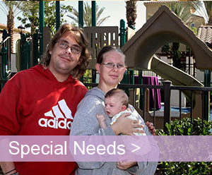 Resident Services Group Special Needs