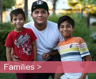 Support Families of Orange County, Make a Donation Today